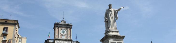 Piazza Dante à Naples