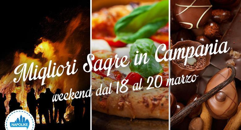 Sagre in Campania nel weekend dal 18 al 20 marzo 2016