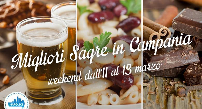 Sagre in Campania nel weekend dell'11, 12 e 13 marzo 2016