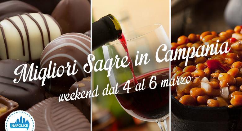 Sagre in Campania nel weekend dal 4 al 6 marzo 2016
