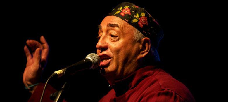 Peppe Barra in Sogno di una notte incantata al Teatro Sannazaro
