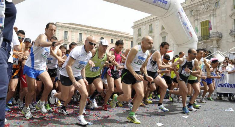 Telethon Walk of Life Napoli 2016