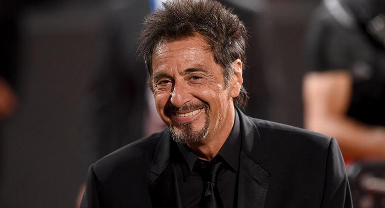 Al Pacino al Napoli Teatro Festiva 2016