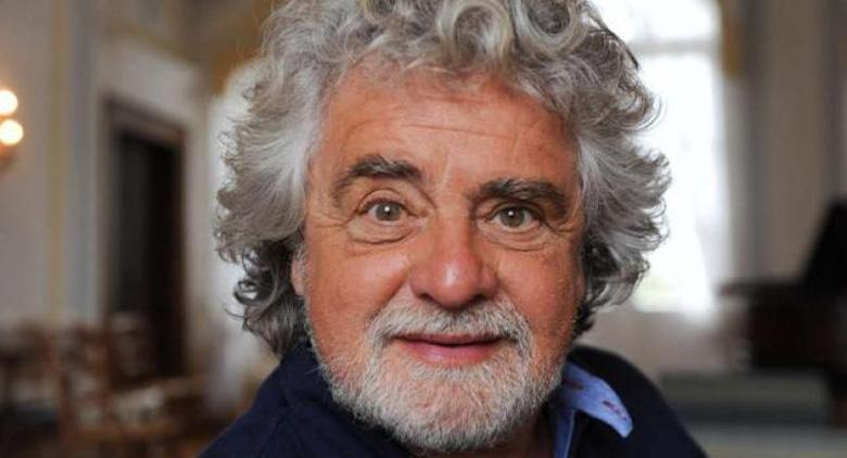 Beppe Grillo al Teatro Augusteo di Napoli