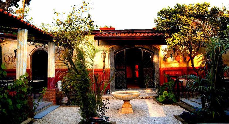 Caupona a Pompei il ristorante archeo-esperenziale