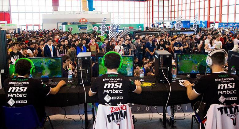 Gamecon 2016 alla Mostra d'Oltremare