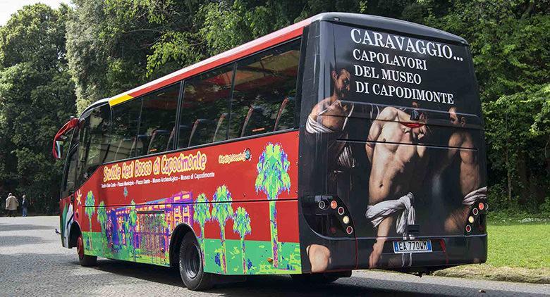 Navetta per Capodimonte dal centro di Napoli
