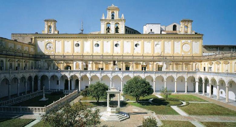 Napoli la Gentile alla Certosa di San Martino