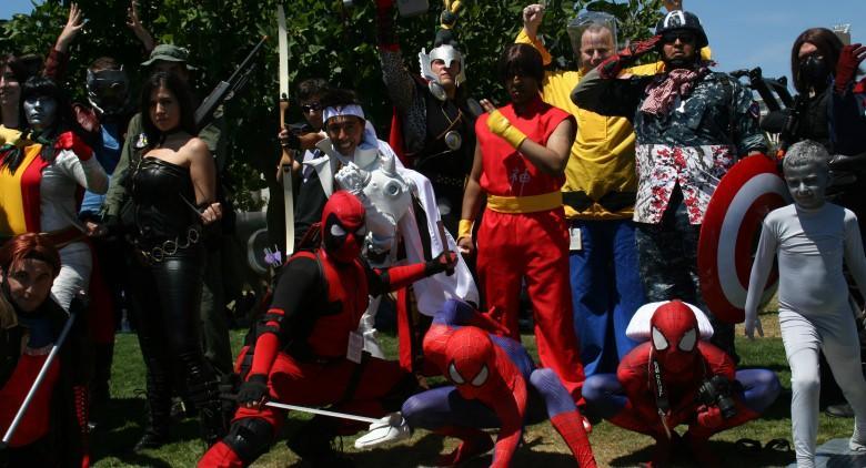 Cosplay Challenge al Comicon 2016