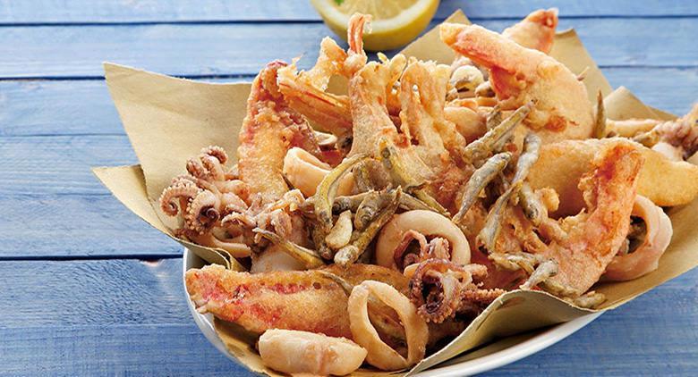 Festa del pescato di paranza a Castellabate