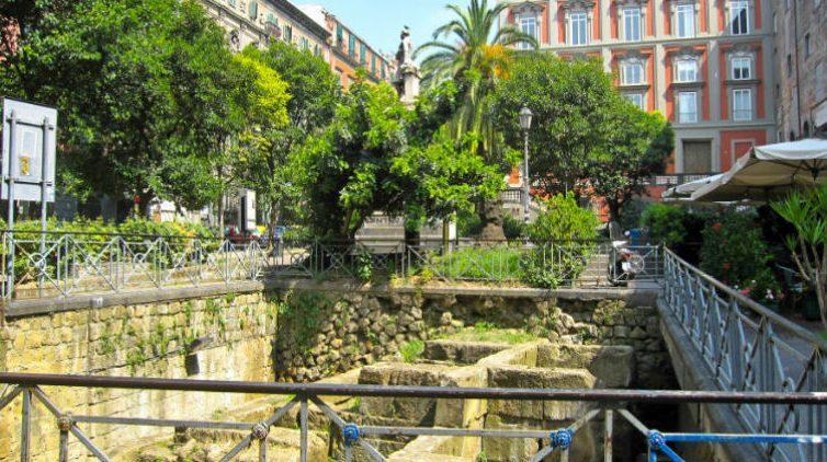 Pigiama Party Napoli a Piazza Bellini