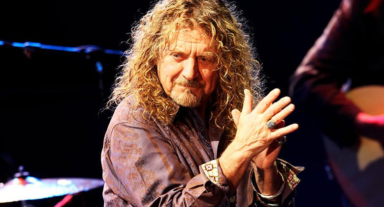Robert Plant in concerto all'Arena Flegrea di Napoli