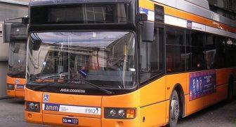 Nuovi autobus ANM ecologici a Napoli