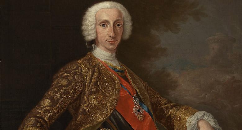 Sfilate per Carlo di Borbone a Napoli