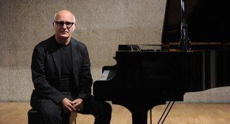 Ludovico Einaudi in concerto a Pompei