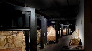 Paestum-Lagerstätten sind frei zugänglich