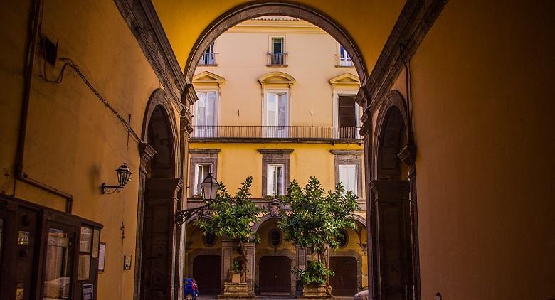Cortili Aperti a Napoli