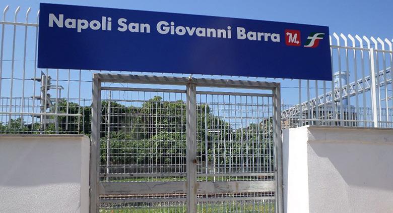 Aperta seconda uscita a San Giovanni-Barra-Università