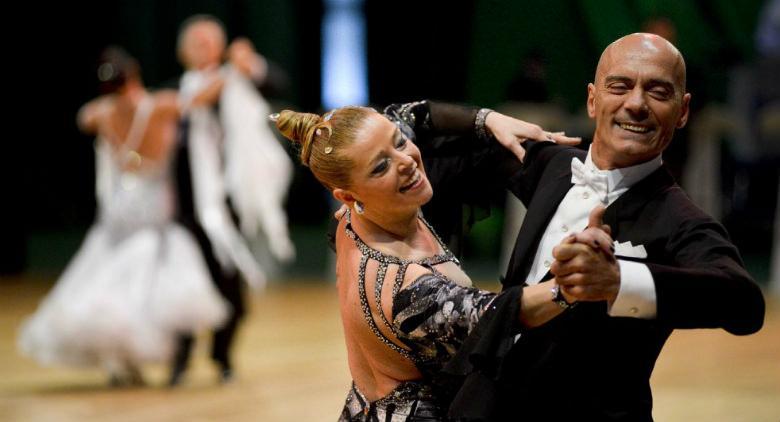 Balla Napoli, l'evento di danza sportiva al Maschio Angioino a Napoli