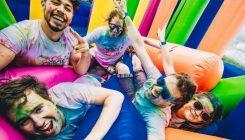 Color Obstacle Rush 2016 a Napoli: la corsa ad ostacoli con scivoli giganti e colori