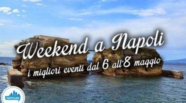 Veranstaltungen in Neapel während des Wochenendes von 6 zu 8 May 2016