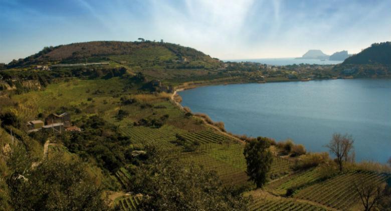 visita guidata Lago d'Averno e antro della Sibila