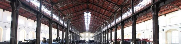 Museo di Pietrarsa a Napoli