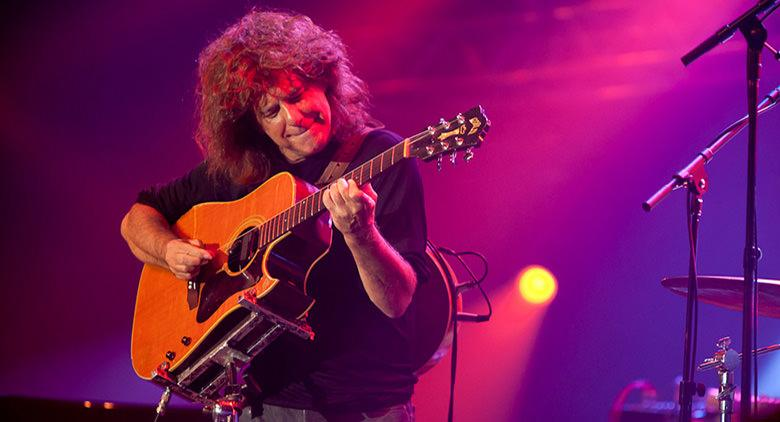 Pat Metheny all'Arena Flegrea a Napoli