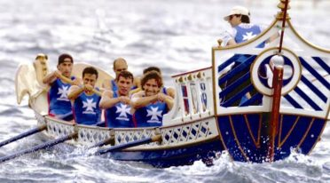 Regatta of the Maritime Republic in Amalfi
