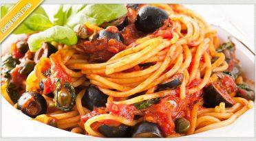 Recipe of Neapolitan linguine