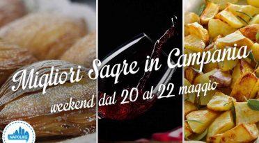 Sagre in Campania nel weekend dal 20 al 22 maggio 2016