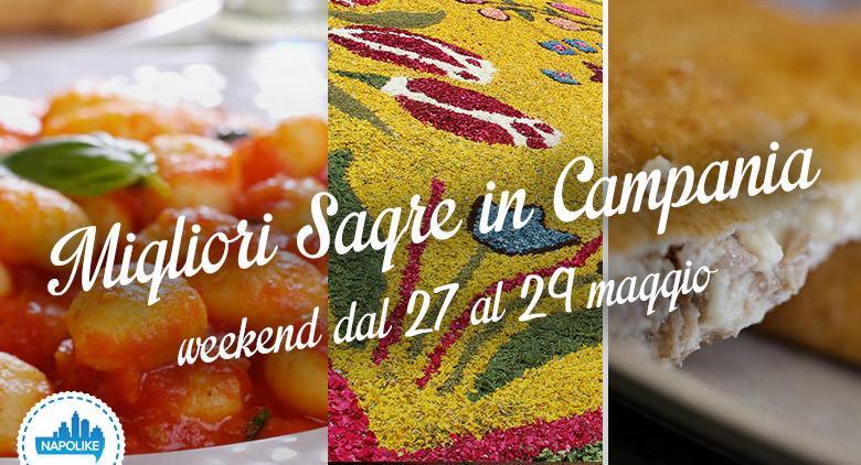 Sagre in Campania weekend dal 27 al 29 maggio 2016