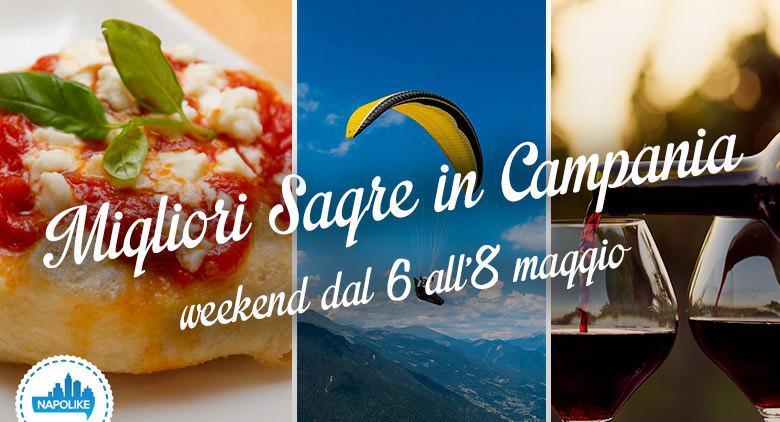 Sagre in Campania nel weekend dal 6 all'8 maggio 2016