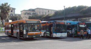 Sciopero CTP Napoli 9 giugno 2016