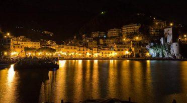 Nuit de Lampare 2016 à Cetara