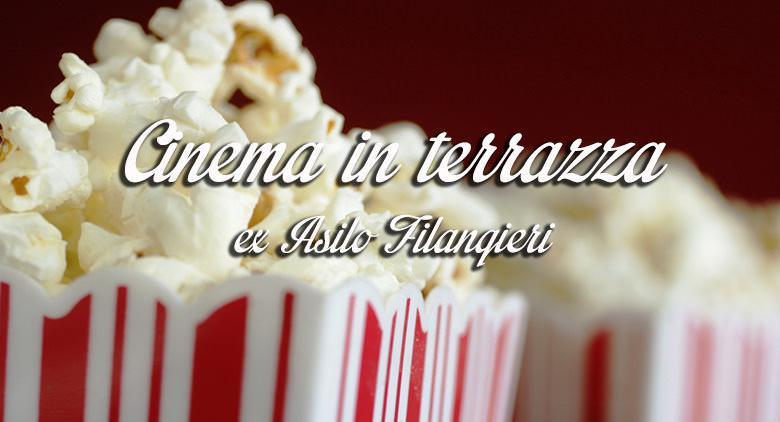 Cinema all'aperto all'ex Asilo Filangieri di Napoli
