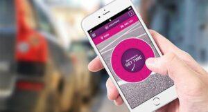 ادفع مقابل التوقف في نابولي باستخدام هاتف ذكي