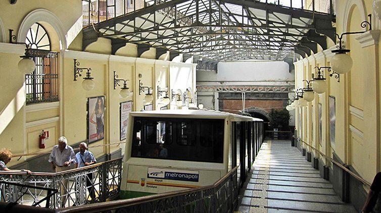 Funicolare Centrale di Napoli
