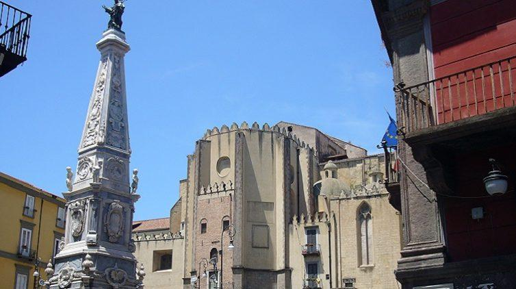 Napoli Photo Maraton a Piazza San Domenico
