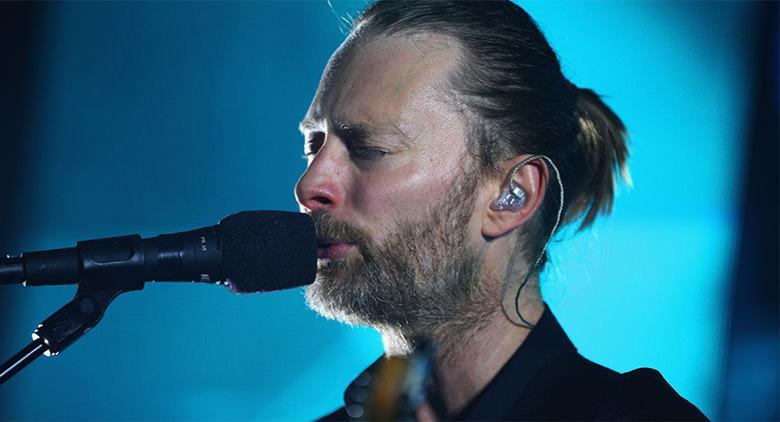 Radiohead live streaming Fonoteca a Napoli
