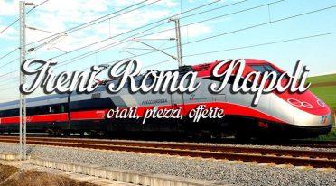 Treni Roma Napoli