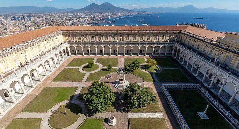 Concertosa 2016 At The Certosa Di San Martino In Naples