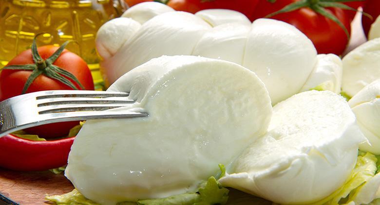 La Sagra della mozzarella di Vaccheria a Caserta