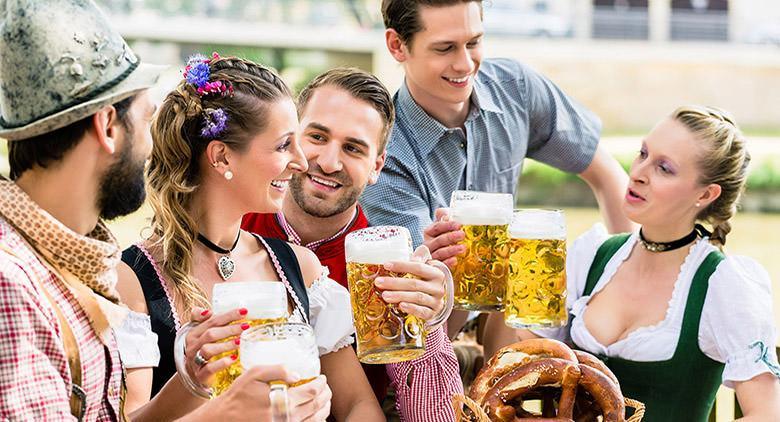 Festa bavarese e Sagra della porchetta a Visciano