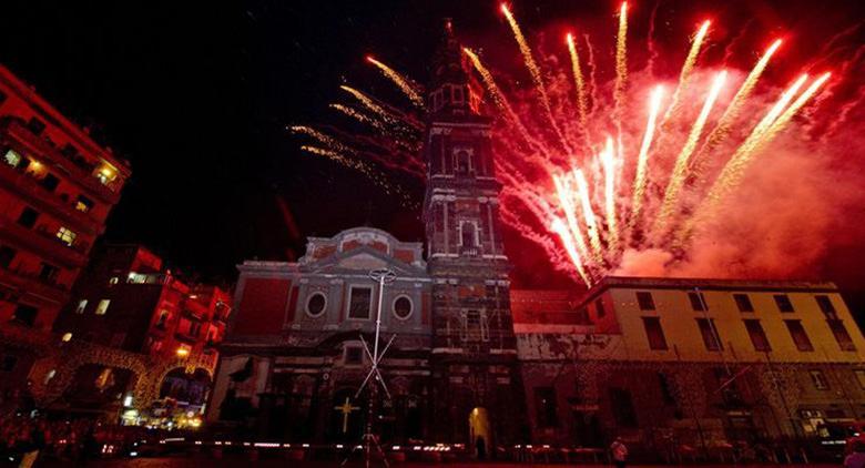 Festa del Carmine 2016 Napoli