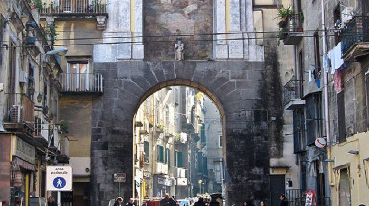 Rione Sanità a Napoli