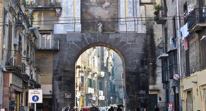Rione Sanità in Neapel
