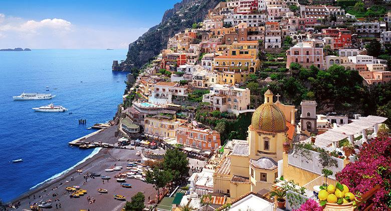 Aliscafo Napoli-Positano