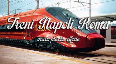 Treni Napoli Roma
