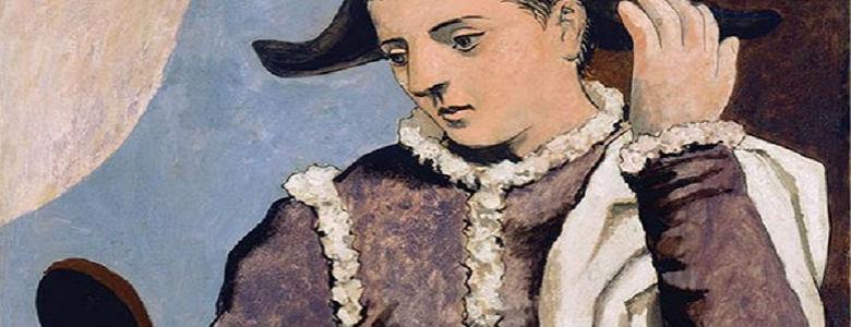 Arlecchino con lo specchio a Napoli a Palazzo Zevallos Stigliano